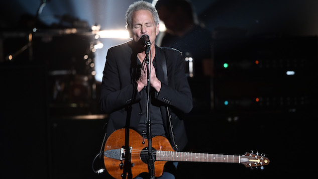 Happy Birthday Lindsey Buckingham! Celebrate With Fleetwood Mac Vault Recordings