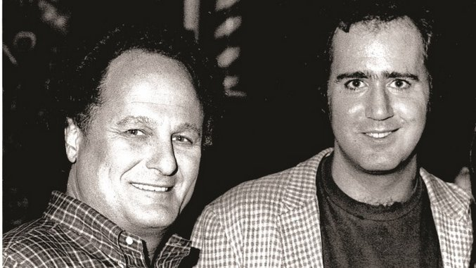 Exclusive Excerpt: Andy Kaufman's First Show at Budd Friedman's Legendary Improv