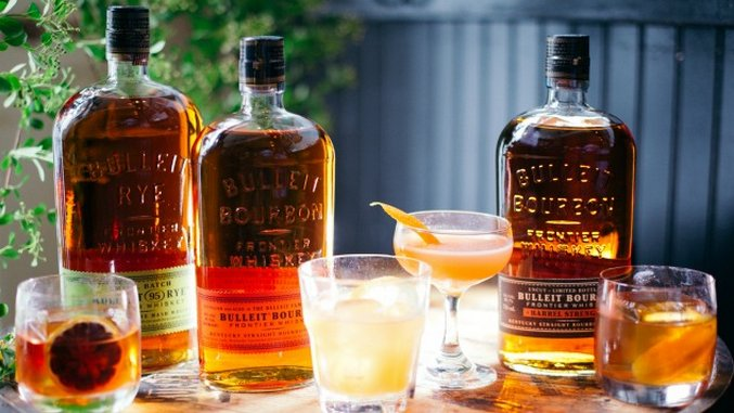 4 Delicious Bulleit Cocktails Perfect Anytime of Year