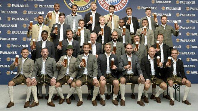 Beers of the Bundesliga