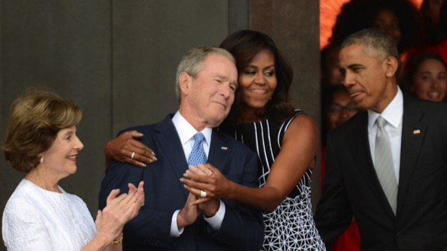 Forgiving George W. Bush Is a Way to Excuse Democratic Failures