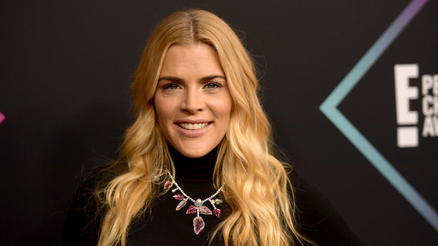 Actress Busy Phillips and ACLU Team up for Ad Campaign Against Abortion Bans