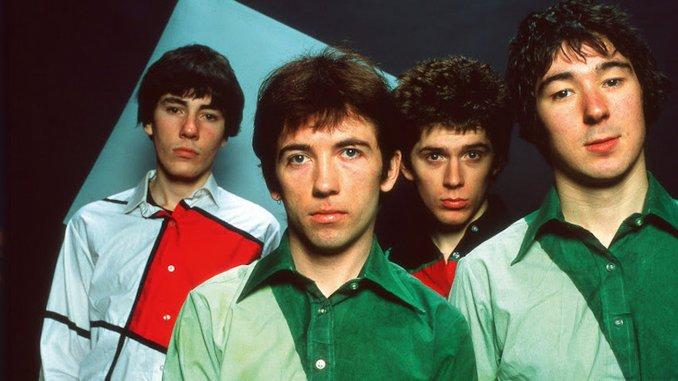 """Buzzcocks Announce 1977-1980 7"""" Singles Boxset"""