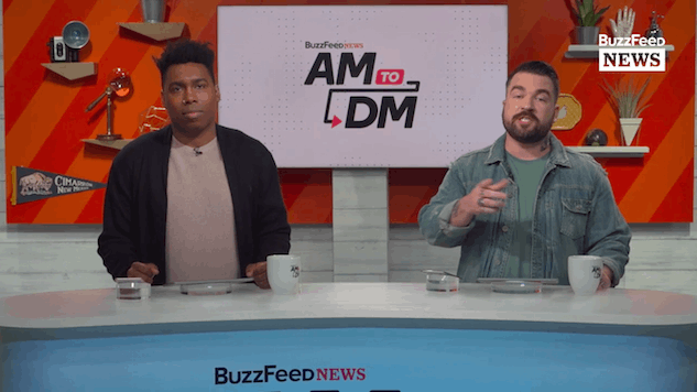 Can BuzzFeed Save the Morning Show?