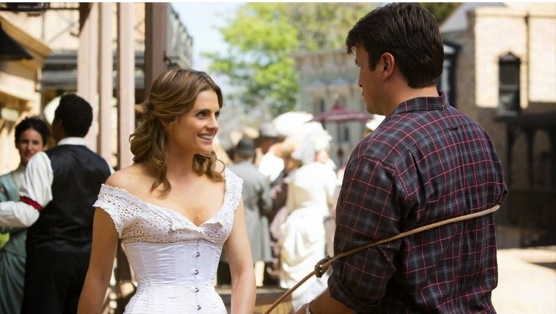 <i>Castle</i> Review: &#8220;Once Upon a Time in the West&#8221;