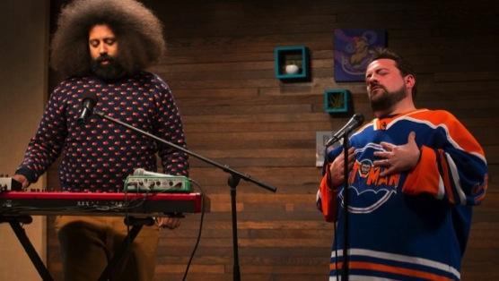 <i>Comedy Bang! Bang!</i> Review: &#8220;Kevin Smith&#8221;