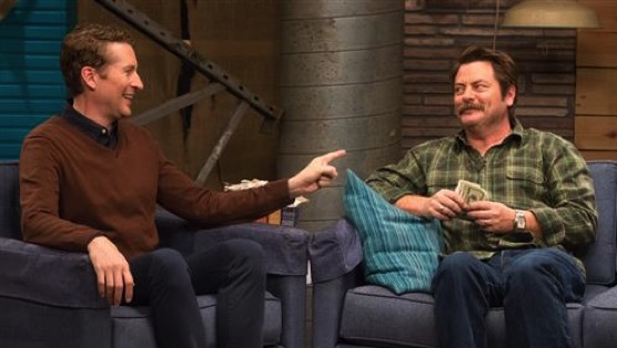 <i>Comedy Bang! Bang!</i> Review: Nick Offerman