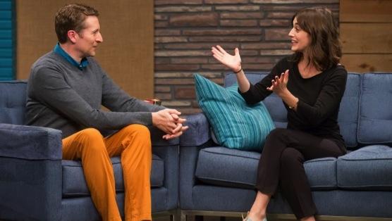 <i>Comedy Bang! Bang!</i> Review: Lizzy Caplan