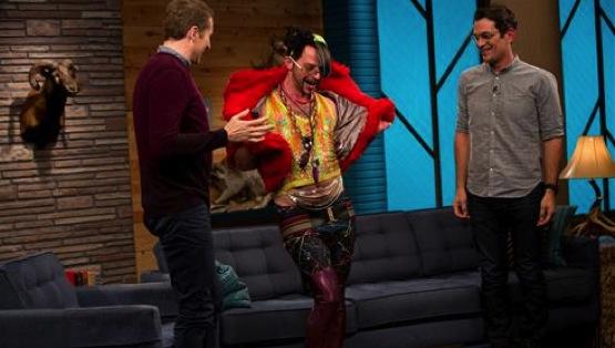 <i>Comedy Bang! Bang!</i> Review: &#8220;Ty Burrell&#8221;