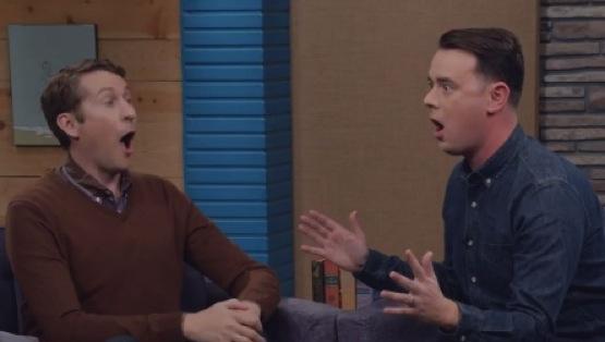 """<i>Comedy Bang! Bang!</i> Review: &#8220;Colin Hanks"""""""