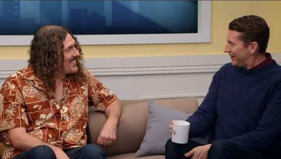 "<i>Comedy Bang! Bang!</i> Review: ""Weird Al Yankovic"""