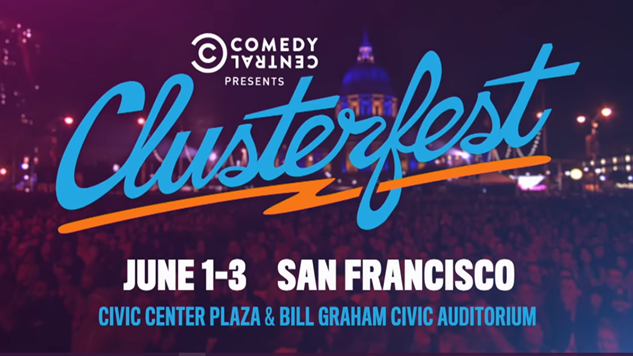 Comedy Central's Clusterfest Is Returning This Summer
