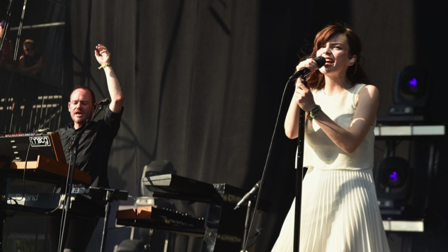 CHVRCHES Are Teasing New Music via Facebook Messenger