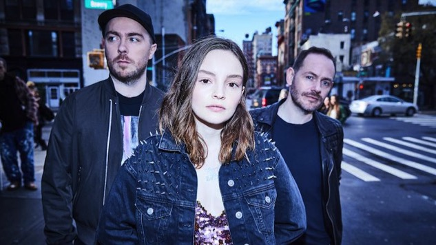 "Listen to CHVRCHES' First New Single in Two Years, ""Get Out"""