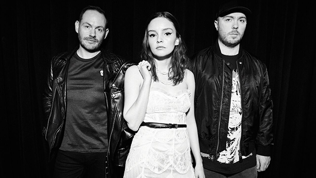 """CHVRCHES Go for Pop Euphoria With New Single """"Miracle"""""""