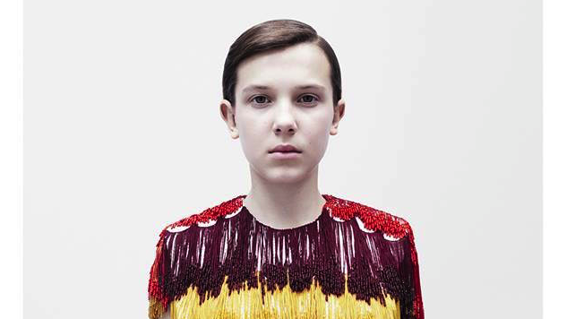 Calvin Klein Reveals First Raf Simons Collection Celebrating Women, Inclusion and Millie Bobby Brown