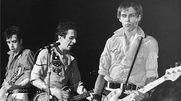 "Listen to The Clash Perform ""Janie Jones"" and ""London's Burning"" on Their First U.S. Tour in 1979"