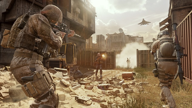 Activision Blizzard Taps <i>Sicario 2</i> Director to Head <i>Call of Duty</i> Film