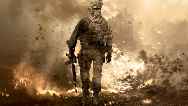 Film Executive Reminds Us That The <i>Call of Duty</i> Cinematic Universe Is a Thing
