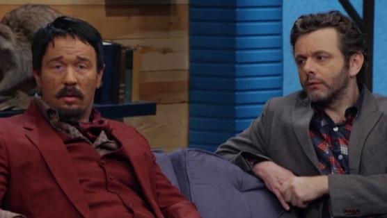 <i>Comedy Bang! Bang!</i> Review: &#8220;Michael Sheen&#8221;