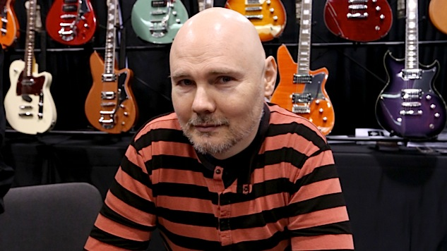 Billy Corgan Recounts His Meeting with a Shapeshifter on <i>Howard Stern</i>