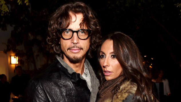 Chris Cornell's Wife Writes Heartbreaking Letter to Her Late Husband