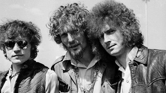 Listen to Cream Play a Deep Cut at Winterland Shortly Before Breaking Up in 1968