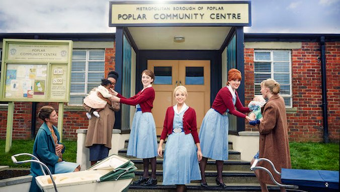 Why You Should Watch <i>Call the Midwife</i>'s Powerful Portrait of Working-Class Feminism
