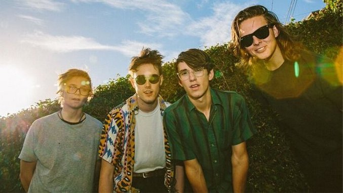 Streaming Live from <i>Paste</i> Today: Hippo Campus