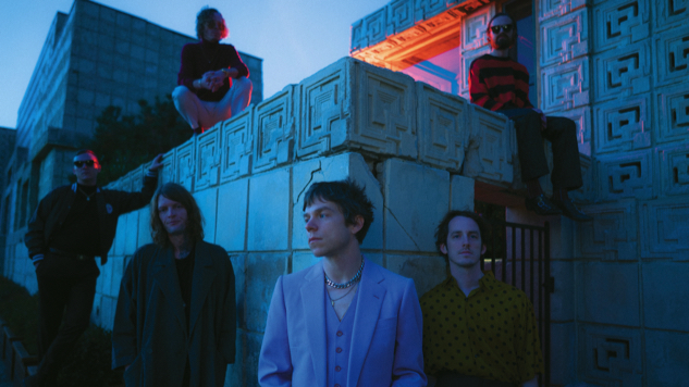 "Cage the Elephant Get Dark with ""Ready to Let Go,"" Lead Single/Video from Forthcoming Fifth Album"