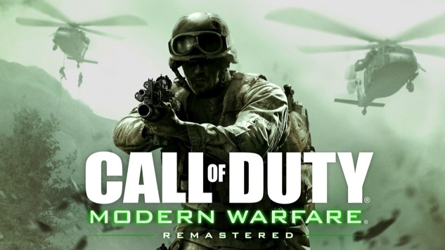 We May Get a <i>Call of Duty: Modern Warfare Remastered</i> Standalone Game Soon