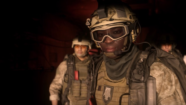 <i>Call of Duty: Modern Warfare</i> to Ditch Zombie Mode