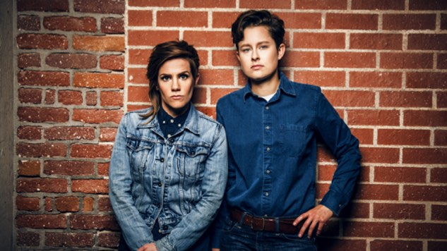 Cameron Esposito and Rhea Butcher Announce Split Stand-up Album <i>Back to Back</i>