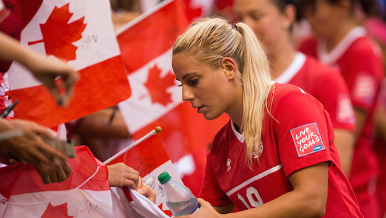 What will the legacy of the Women's World Cup be for Canada and the world?