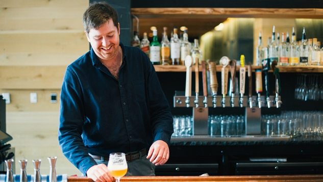 The Country's First Beer Concierge Talks Brew and Business