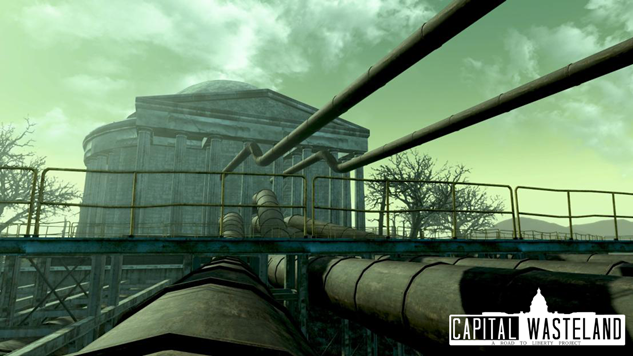 <i>Fallout 3</i> Mod Remake <i>Capital Wasteland</i> Canceled Amid Fear of Legal Action