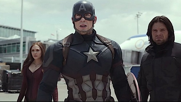 <i>Captain America: Civil War</i>