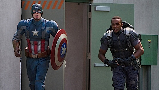<i>Captain America: The Winter Soldier</i>