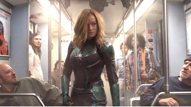 'Captain Marvel' Review: Brie Larson Soars in This Action Comedy Thriller