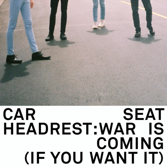 Car Seat War is Coming Single Art.jpg