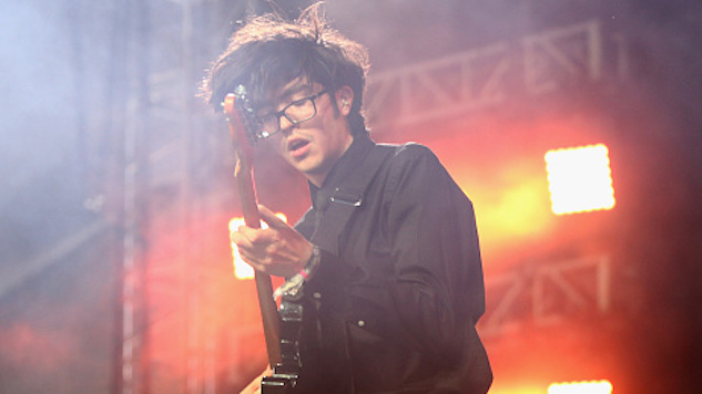 Watch Car Seat Headrest Cover Death Grips Black Paint Live
