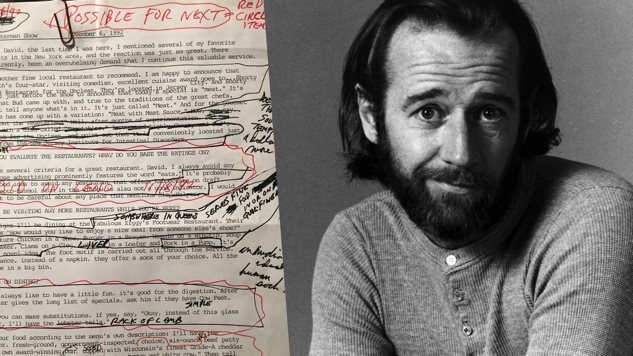 The National Comedy Center to Preview George Carlin Archive During Lucille Ball Comedy Festival