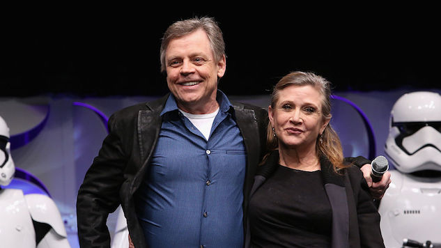 "Mark Hamill Remembers Carrie Fisher One Year After Her Death: ""No One's Ever Really Gone"""