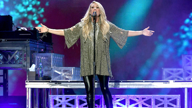 Carrie Underwood Becomes First Female Country Artist to Top Artist 100 Chart
