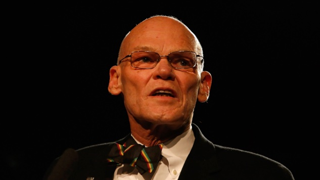 After His MSNBC Meltdown Over Bernie, It's Time to Debunk the Myth of James Carville