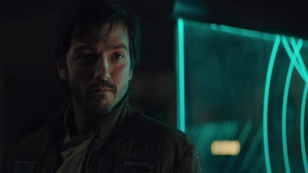 <i>Rogue One</i>'s Diego Luna to Reprise Role in New <i>Star Wars</i> Series for Disney's Streaming Service