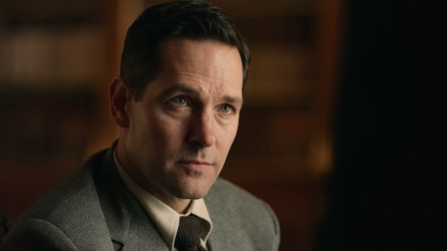 Paul Rudd Is an Athlete Who Takes up Espionage in First Trailer for <i>The Catcher Was a Spy</i>
