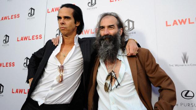 Nick Cave and Warren Ellis Will Score Netflix's <i>War Machine</i>