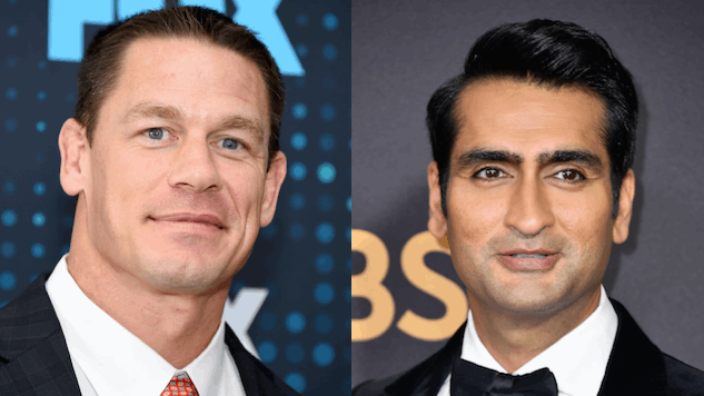 <i>Zombieland</i> Director to Helm Buddy Cop Film Starring John Cena and Kumail Nanjiani
