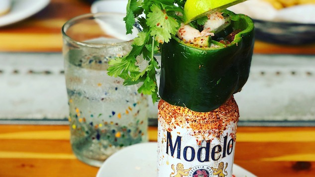 Are You Ready for Raw Fish On Your Beer?